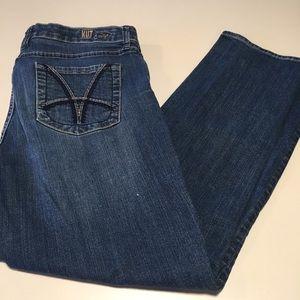 Kut From the Kloth Katy Boyfriend Jeans 12 Medium